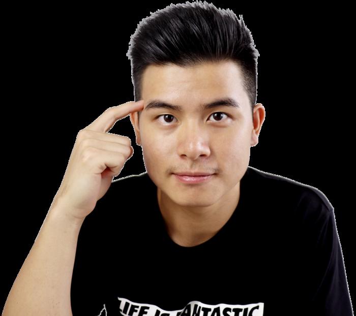 給你一顆有錢人的腦袋| Jerry Huang